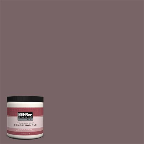 behr paint color barista behr premium plus ultra 8 oz ul160 23 espresso beans