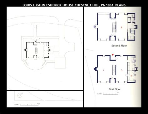 esherick house site plan www pixshark com images galleries with a bite week6