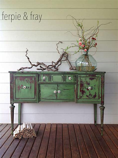 Green Buffet Painted Furniture Etc Pinterest Green Buffet Furniture