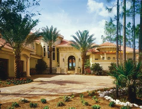 Sater Design Collection S 6910 Quot Fiorentino Quot Home Plan Sater Mediterranean Home Plans