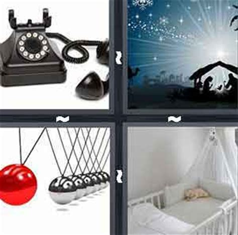 4 Pics 1 Word Telephone Crib Manger by Level 273 4 Pics 1 Word Answers