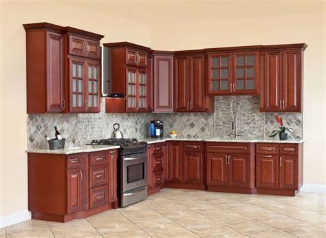 solid wood kitchen cabinets cherryville  rta  ebay