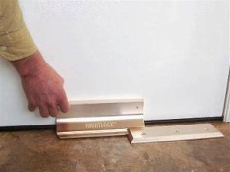 prevent forced entry and home invasions with nightlock