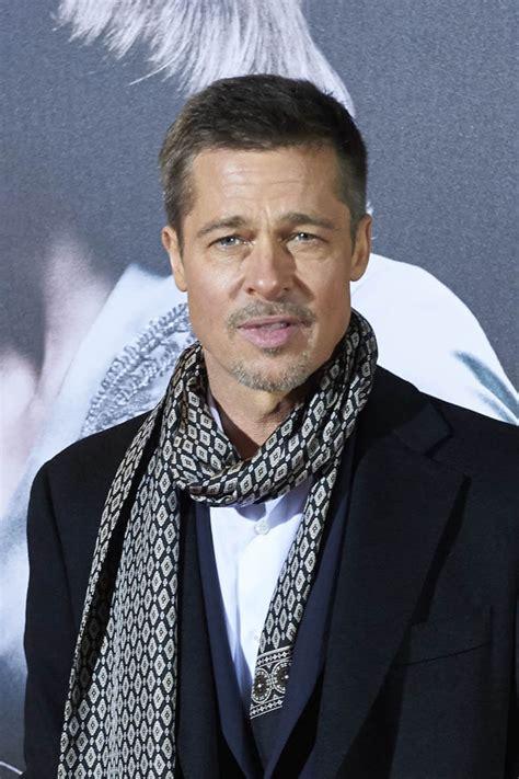 Brad Pitt Gossip Latest News Photos And Video Brad Pitt