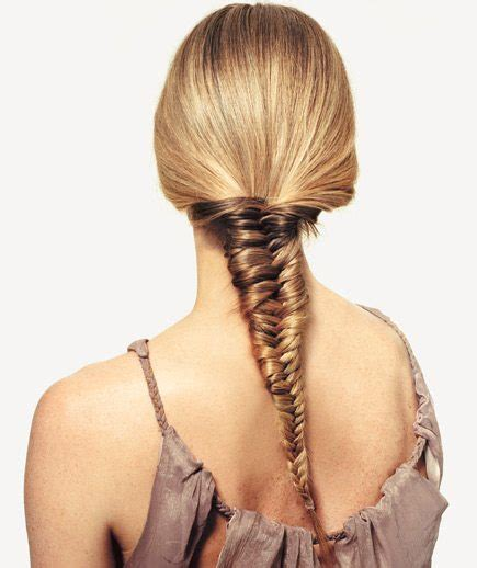 fishtail braid pictures wedding hairstyles 2014 peter marcus hairdressing