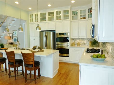 ryan home kitchen design love the glass transom cabinets counter space not