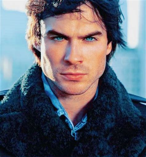 ian somerhalder how oes he do his hair brown hair blue eyed male model hot guys pinterest