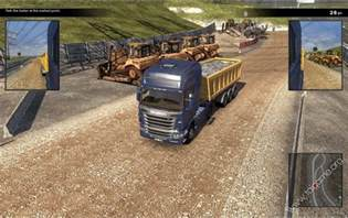 Scania Truck Driving Simulator Wheel Scania Truck Driving Simulator The Free