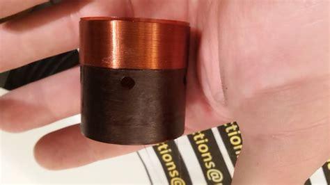 Speaker Coil celestion speaker repair voice coil assembly 1 3 4 quot reverb