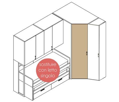 misure armadio angolare armadio angolare misure armadio angolare a ponte oltre