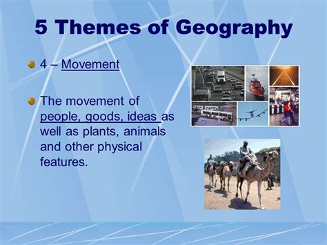 5 themes of geography ireland what is geography 5 themes of geography ppt video