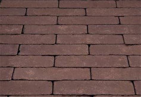 brique de pavement en terre cuite klinkers ancienne terra