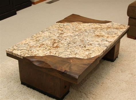granite table granite top coffee table as your best solution house