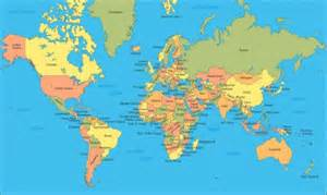 the world map you see is dead wrong learn why here how