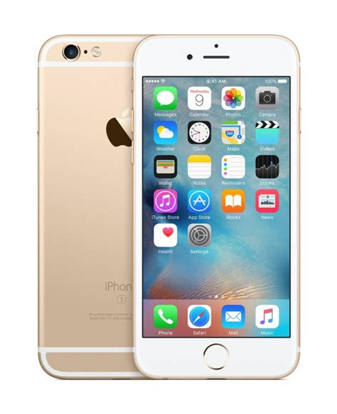 apple iphone 6s gold 16gb pre owned boost mobile 888462500753 ebay