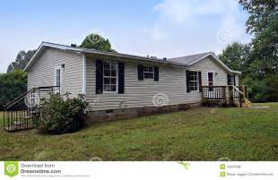 Design Modular Home Free by Wide Mobile Home Royalty Free Stock Photos Image