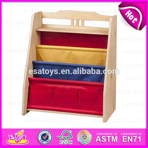 Portable Book Shelf by 2015 Colorful Wooden Bookshelf Fashion Living Room