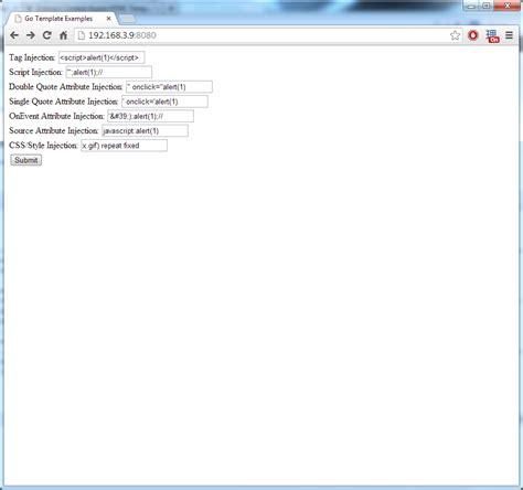 golang s context aware html templates veracode gt gt 19