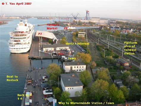 heinbloed s cruise guides warnem 252 nde germany