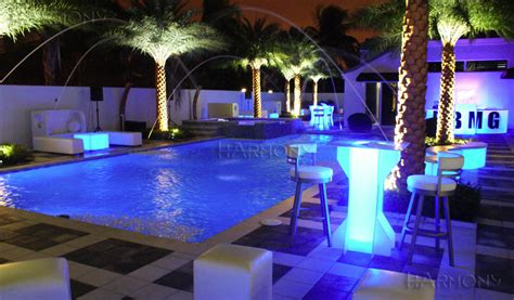 List Of Home Design Shows Pool Party Decor Harmony Rental