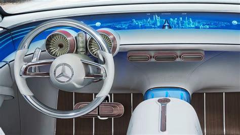 maybach 6 interior mercedes maybach vision 6 cabriolet asphalte ch