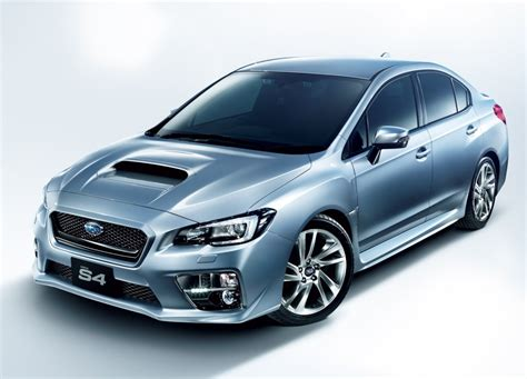 subaru japanese subaru launches new wrx s4 and wrx sti type s in japan