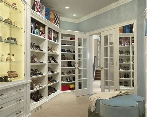 amazing walk in closets a look at some master closets from houzz homes of the rich