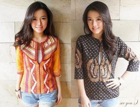 Dompet Simpel Dompet Cantik Dompet Panjang Dompet Casual batik kultur yang kasual dan kekinian ide model busana