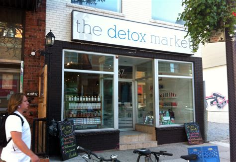 The Detox Market by The Detox Market