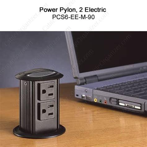 power grommet for desk desk cable grommets pop up outlets cableorganizer com