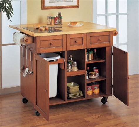 Kitchen Island Carts On Wheels Portable Kitchen Island On Wheels Kitchen Island Cart