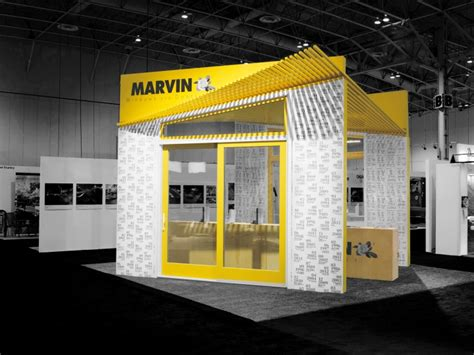 home and design expo centre toronto marvin windows and doors canada booth by arc co design