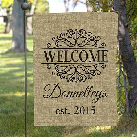 Personalized Garden Flags For by Personalized Garden Flags Giftsforyounow