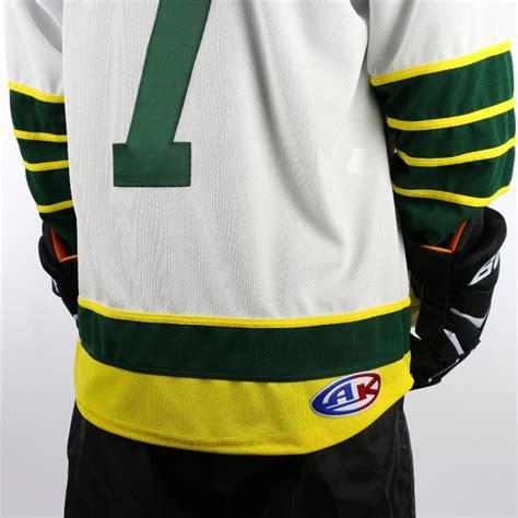 Custom Hockey Jerseys Athletic Knit Custom Cut Sew