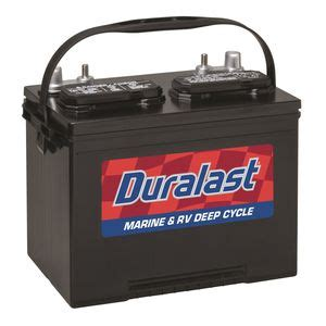 Duralast Marine battery 24DC DL Read Reviews on Duralast