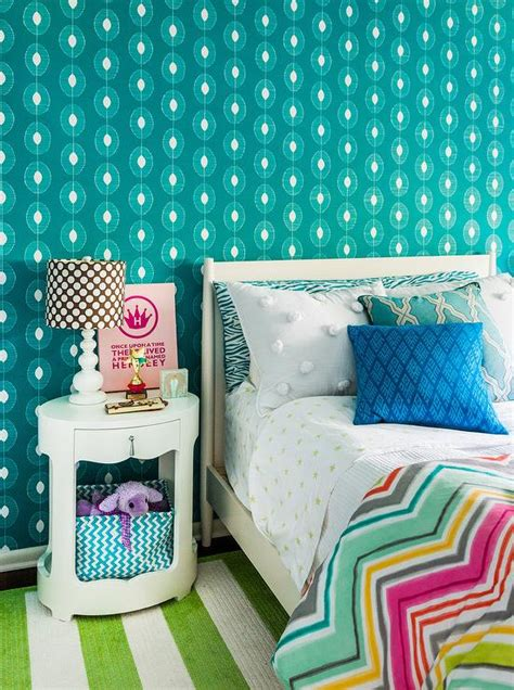 teal girls bedroom girls rooms teal chinoiserie wallpaper design ideas