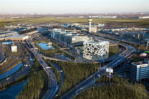 amsterdam schiphol amsterdam airport schiphol hotel in the netherlands by mecanoo
