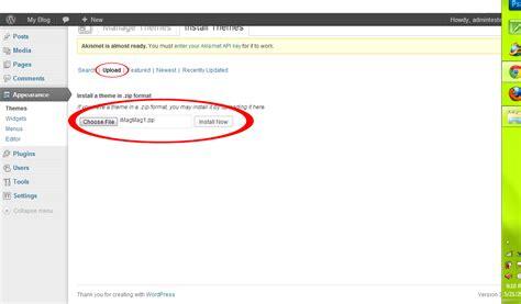 file hosting template belajar membuat website untuk pemula step 1b upload