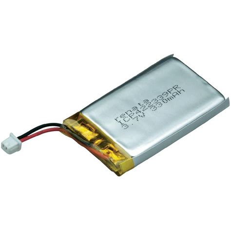 Baterai Lithium Lr18650 2500 Mah accu lithium polym 232 re 3 7v 340mah icp422339pr