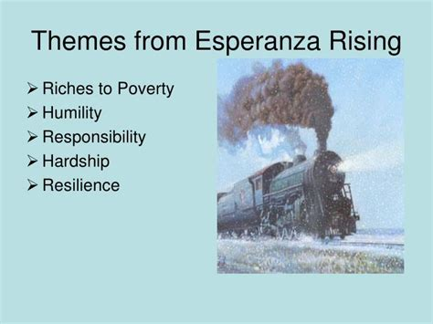 themes in the book esperanza rising ppt literature circles extension project powerpoint