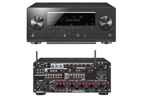 high  home theater receivers   home