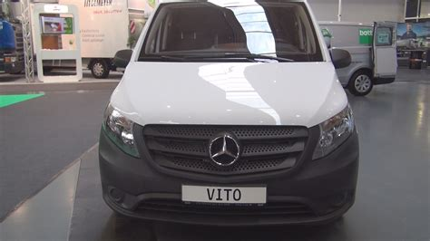 mercedes vito interior mercedes vito 109 cdi panel 2016 exterior and