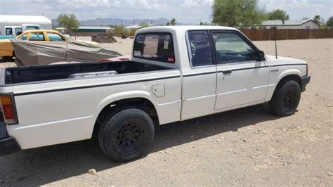 88 mazda b2200 long bed truck for sale photos technical