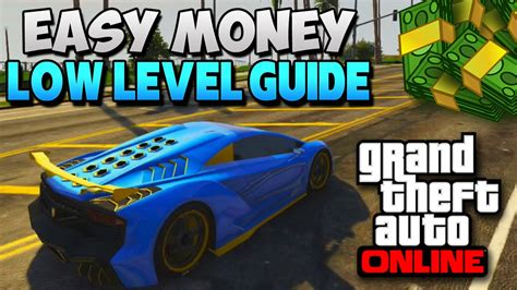 How To Make Money In Gta Online Fast - gta 5 how to make money fast online low levels get mon doovi
