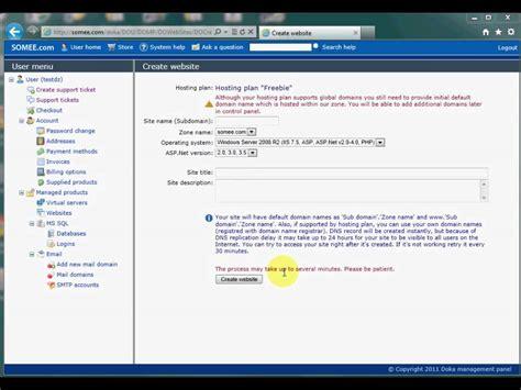 tutorial polosan xl v8 free asp net hosting with somee com youtube