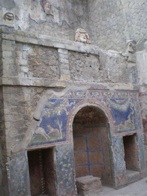 a pattern language for houses at pompeii herculaneum and ostia pompeii and herculaneum where s jess