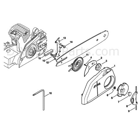 stihl ms250 chainsaw parts diagram stihl ms 250 chainsaw ms250 z parts diagram chain