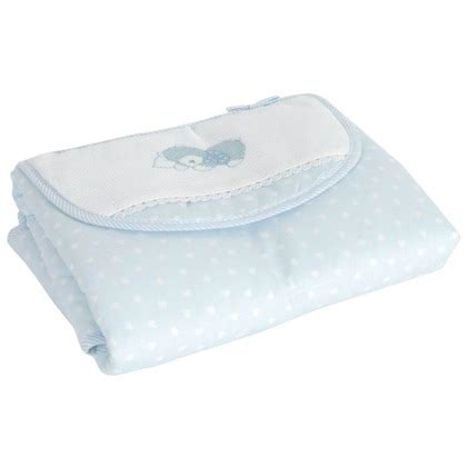 Changing Table Mat Teddydous Changing Table Mat Light Blue From Dmc Embroidery Casa Cenina