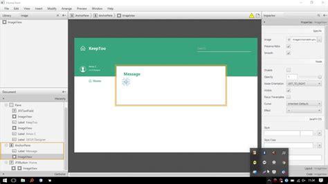 javafx ui layout javafx sle gui design youtube