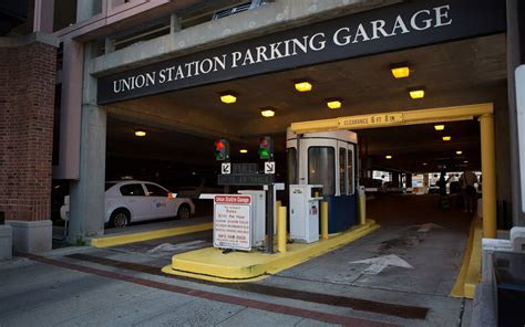 nyc parking garage rates union station garage park new